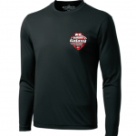 Brantford Galaxy ATC Pro Team Long Sleeve Tee-black