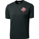 Brantford Galaxy ATC Pro Team Short Sleeve Tee Black