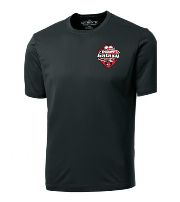 Brantford Galaxy ATC Pro Team Short Sleeve Tee Black