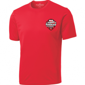 Brantford Galaxy ATC Pro Team Short Sleeve Tee Red