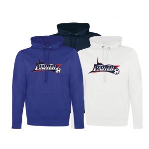 Cambridge United Gameday fleece hooded Sweatshirt