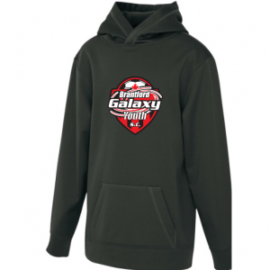 Brantford Galaxy sweatshirt - black