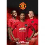 Man United Calendar (2020)