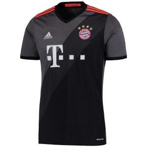 Bayern Munich Adult Away Jersey (16/17) 10