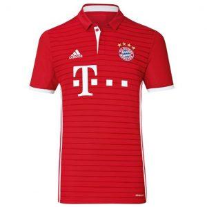 Bayern Munich Youth Home Jersey (16/17) 9
