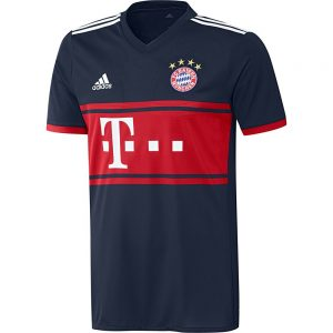 Bayern Munich Adult Away Jersey (17/18) 11