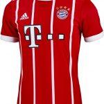 Adidas Bayern 2017-18 Home Jersey