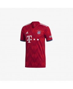 Bayern Munich Adult Home Jersey (18/19) 3