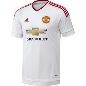 Manchester United Adult Away Jersey (15/16) 10
