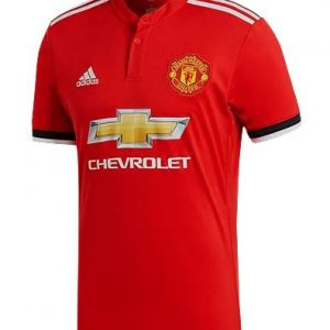 Manchester United Youth Home Jersey (17/18) 3