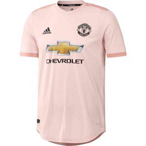 Manchester United Adult Away Jersey (18/19) 18