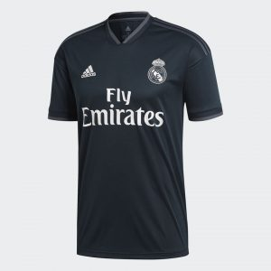 Real Madrid Youth Away Jersey (18/19) 7