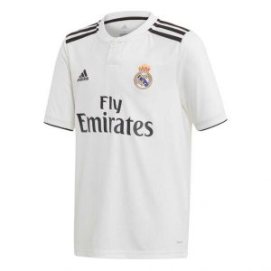 Real Madrid Adult Home Jersey (18/19) 6