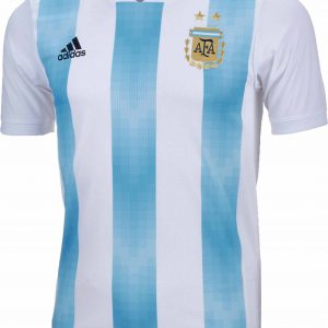Argentina Adult Authentic Home Jersey (19/20) 1