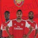 Arsenal FC 2020 Team Calendar 1