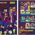 Barca Calendar (2020) 2