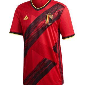 Belgium Adult Home Jersey (2020) 2