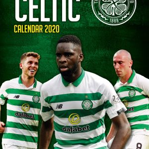 Celtic 2020 Team Calendar 3