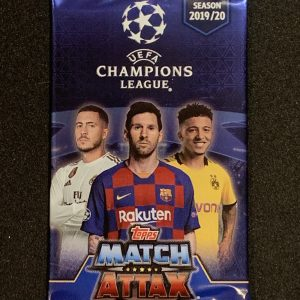 Champions League 2019/20 Card Pack 10