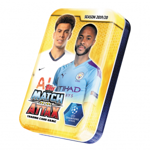 Champions League 2019/20 Card Pocket Tin 5