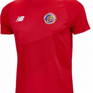 Costa Rica Adult Home Jersey 4