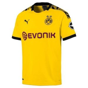 Borussia Dortmund (19/20) Youth Home Jersey 3