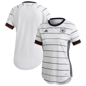 Germany Womens Home Replica Jersey (2020) 7