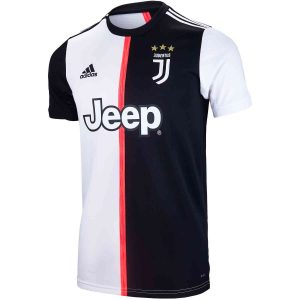 Juventus (19/20) Youth Home Jersey 4