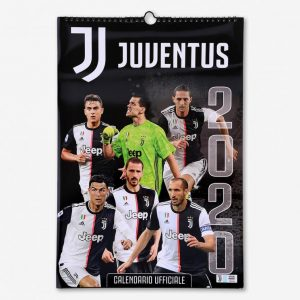 Juventus 2020 Team Calendar 11