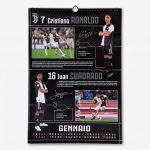 Juventus Calendar (2020) 2