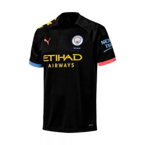 Manchester City (19/20) Adult Away Jersey 8