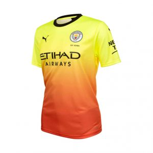 Manchester City (19/20) Adult 3rd Jersey 6