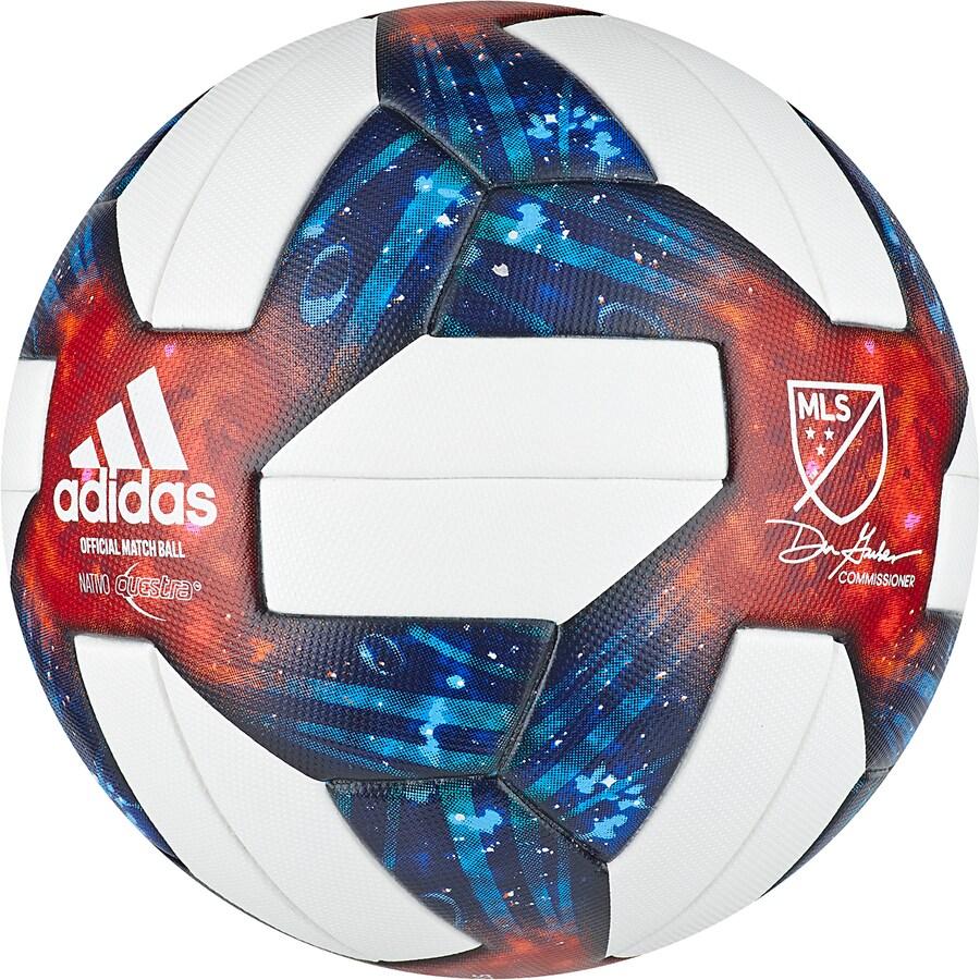 esconder Rubicundo Estrecho  Adidas MLS Nativo Questra 2019 Ball - The Soccer Fanatic