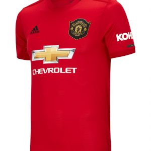 Manchester United (19/20) Youth Home Jersey 12