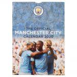 Manchester City 2020 Team Calendar 1