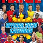 Juventus 2020 Team Calendar 1