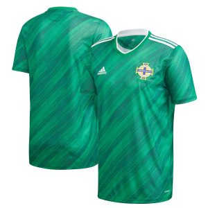 Northern Ireland Adult Home Jersey (2020) 10