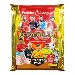 Premier League 2019/20 Card Starter Pack 9