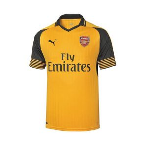 Arsenal Adult Away Jersey (16/17) 11