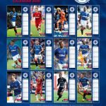Rangers Calendar (2020) 2