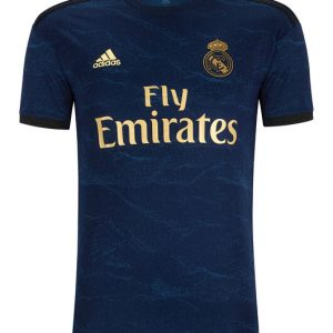 Real Madrid (19/20) Youth Away Jersey 4