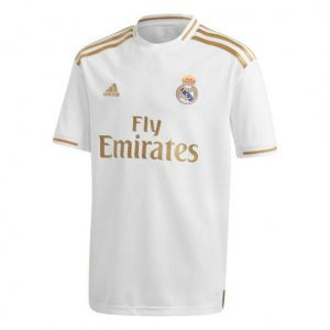 Real Madrid (19/20) Youth Home Jersey 4