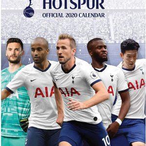 Tottenham 2020 Team Calendar 11