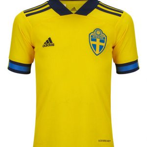 Sweden Adult Home Jersey (2020) 1