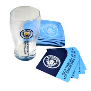 Mini Bar Set - Manchester City 3