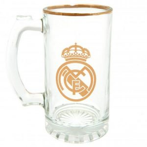 Glass Stein - Real Madrid 1