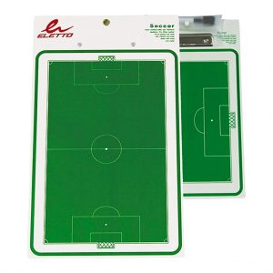 Coach's Plastic Soccer Clipboard 10