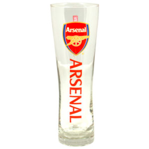 Slim Pint Glass - Arsenal 11