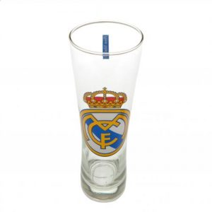 Slim Pint Glass - Real Madrid 12