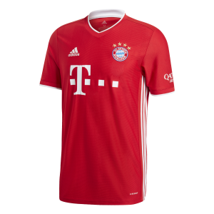 Adidas Bayern Munich (20/21) Adult Home Jersey 4